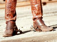 be98c90dded The Cowboy's Boots, by Richard W. Slatta, proprietor of the Lazy S ...